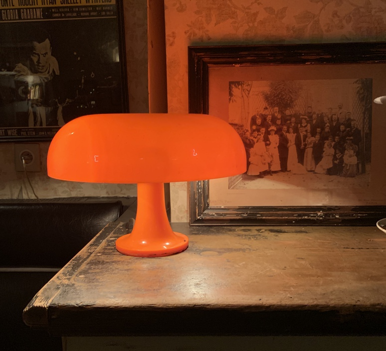Nessino giancarlo mattioli lampe a poser table lamp  artemide 0039070a  design signed 70962 product