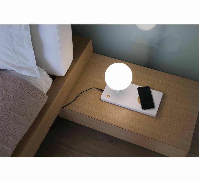 Niko nahtrang design lampe a poser table lamp  faro 01007  design signed 40284 product