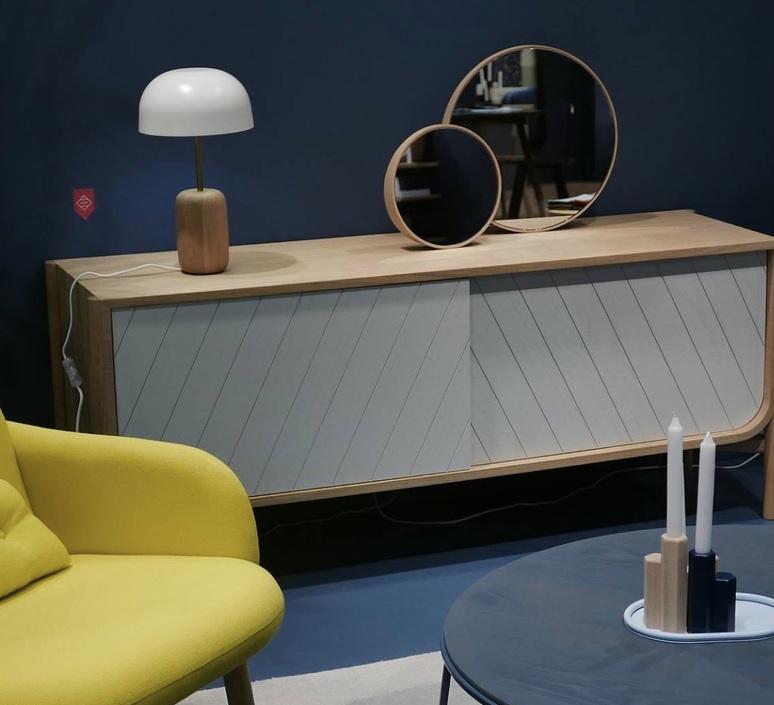 Nina tristan lohner harto nina laiton blanc luminaire lighting design signed 27816 product