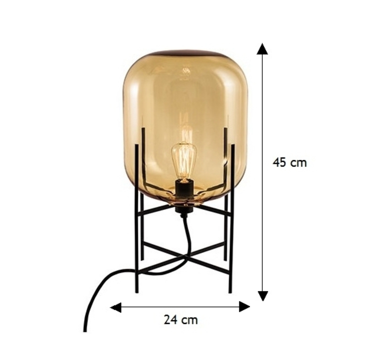 Oda small sebastian herkner pulpo 3060as luminaire lighting design signed 25531 product
