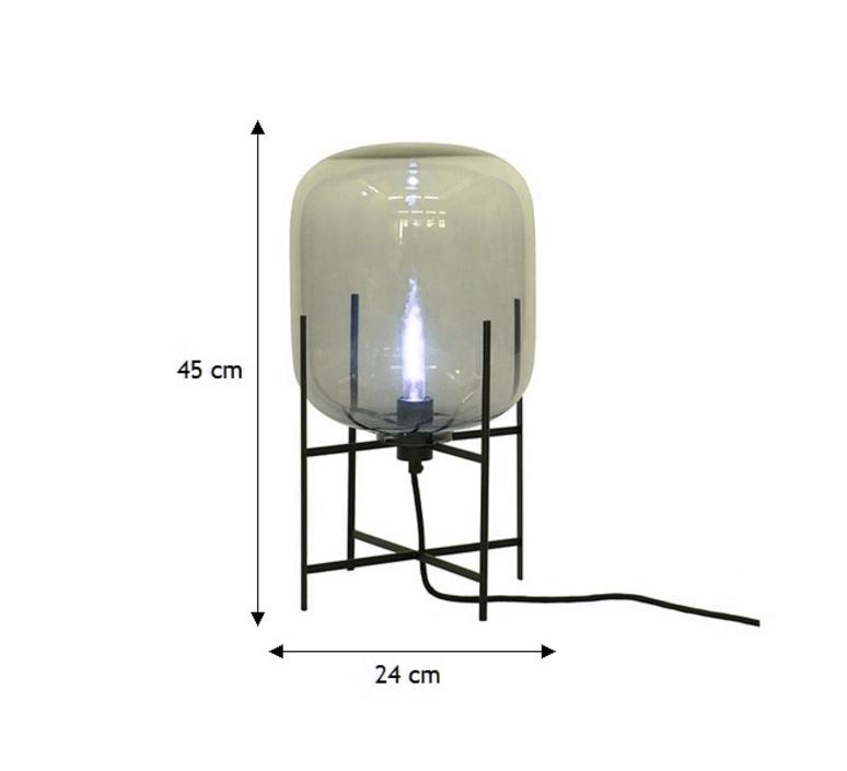 Oda small sebastian herkner pulpo 3060gs luminaire lighting design signed 25534 product