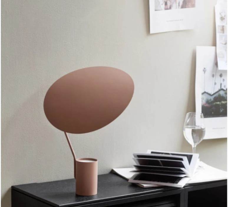 Ombre antoine rouzeau lampe a poser table lamp  nothern lighting 131  design signed nedgis 63380 product