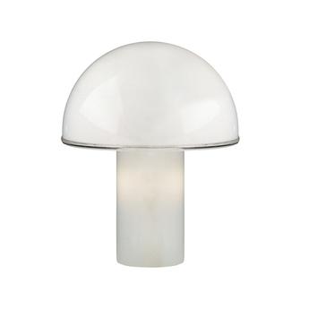 Lampe a poser onfale s blanc o20cm h26cm artemide normal