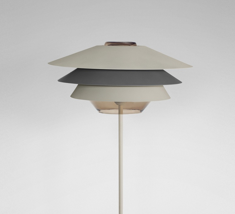 Overlay studio e27 b lux overlay t50 beige grey luminaire lighting design signed 18366 product
