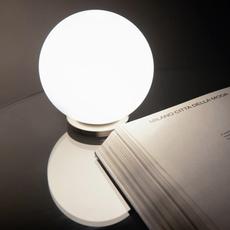Pallina gio ponti lampe a poser table lamp  fontanaarte f443000150 ne noir  design signed nedgis 79116 thumb