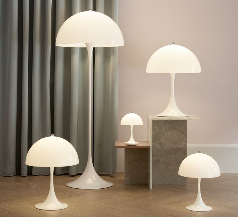 Panthella 320 verner panton lampe a poser table lamp  louis poulsen 5744167136  design signed nedgis 106279 product