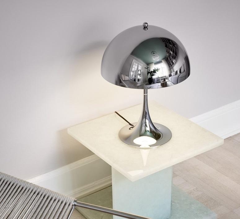 Panthella 320 verner panton lampe a poser table lamp  louis poulsen 5744167152  design signed nedgis 106284 product