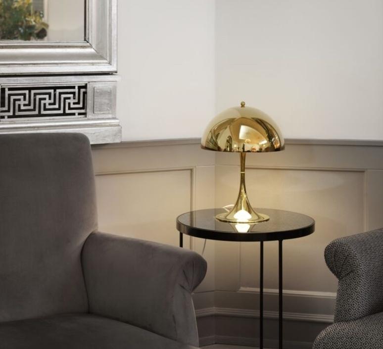 Panthella 320 verner panton lampe a poser table lamp  louis poulsen 5744167178  design signed nedgis 107295 product