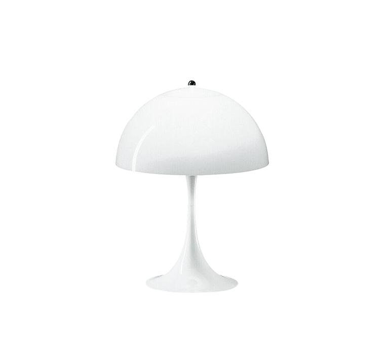 Panthella verner panton lampe a poser table lamp  louis poulsen 5744163415  design signed 48985 product