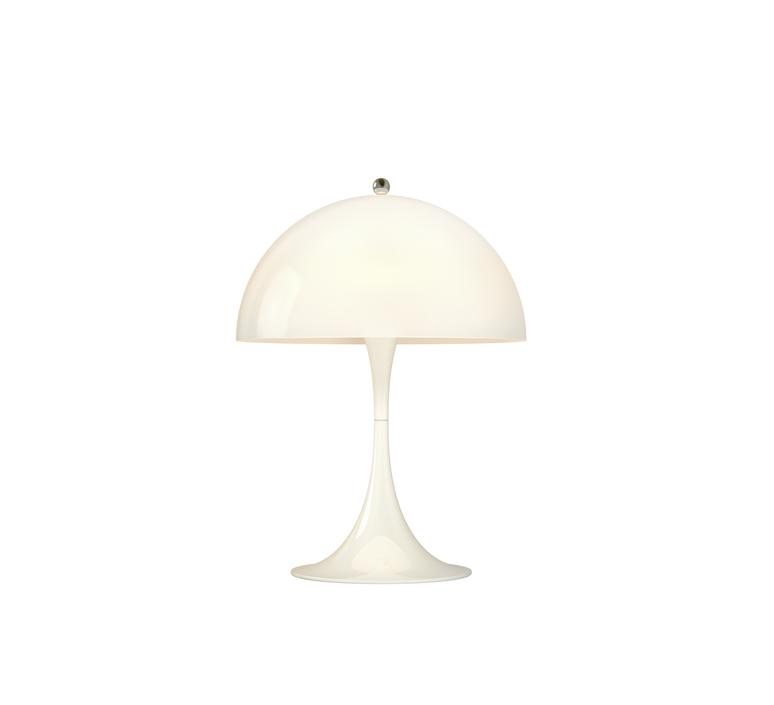 Panthella mini verner panton lampe a poser table lamp  louis poulsen 5744165235  design signed 48967 product