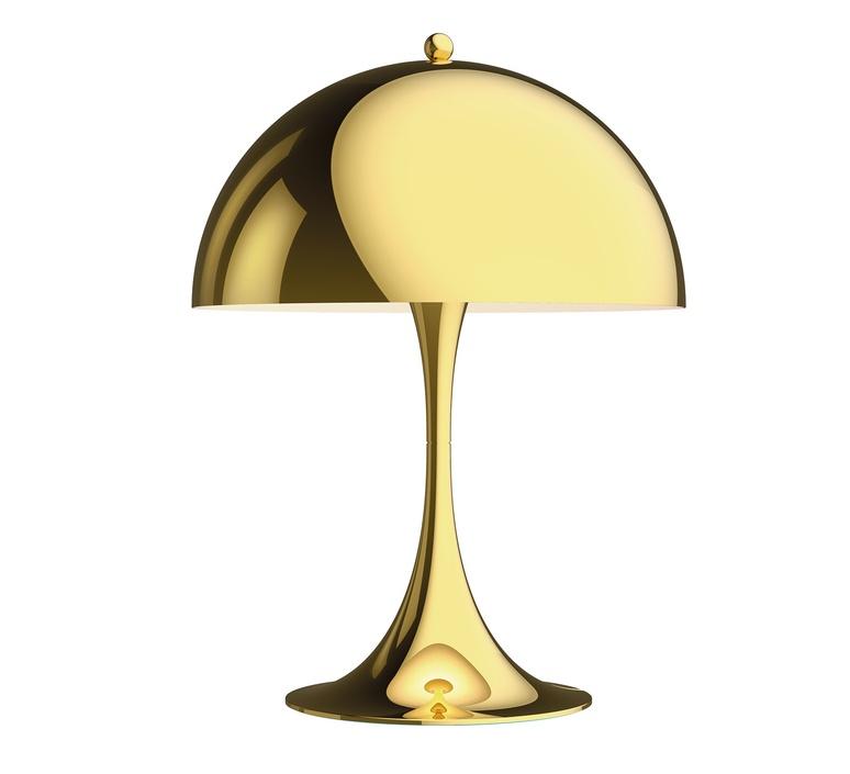Panthella mini verner panton lampe a poser table lamp  louis poulsen 5744167110  design signed nedgis 106302 product