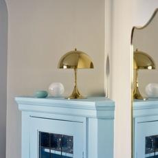 Panthella mini verner panton lampe a poser table lamp  louis poulsen 5744167110  design signed nedgis 107293 thumb