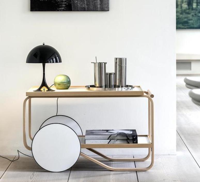 Panthella mini verner panton lampe a poser table lamp  louis poulsen 5744165222  design signed 48970 product