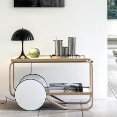 Panthella mini verner panton lampe a poser table lamp  louis poulsen 5744165222  design signed 48970 thumb