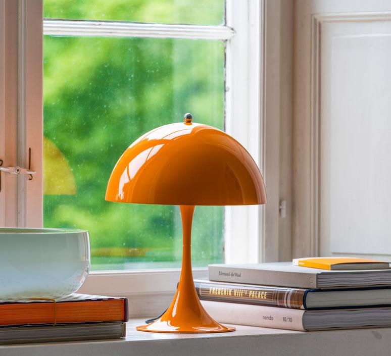 Panthella mini verner panton lampe a poser table lamp  louis poulsen 5744165264  design signed 48974 product