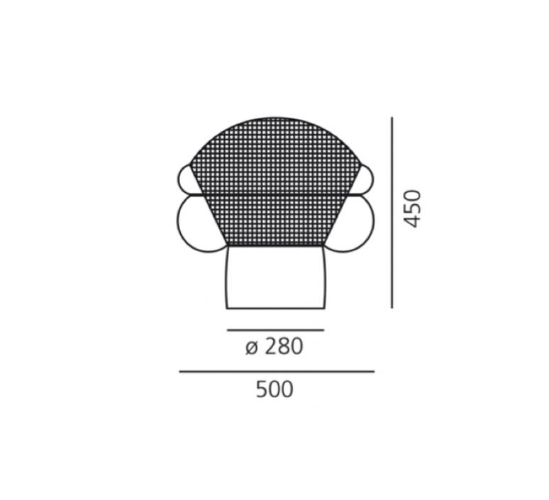 Lesbo quaglio simonelli lampe a poser table lamp  artemide 0054010a  design signed nedgis 75543 product