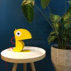 Perroquet bleu carmin design studio lampe a poser table lamp  bleu carmin design lmp animo 009  design signed nedgis 77304 thumb
