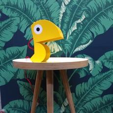 Perroquet bleu carmin design studio lampe a poser table lamp  bleu carmin design lmp animo 009  design signed nedgis 77308 thumb