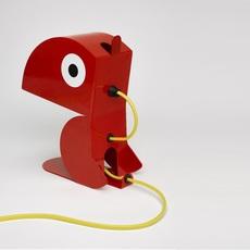 Perroquet bleu carmin design studio lampe a poser table lamp  bleu carmin design lmp animo 008  design signed nedgis 77300 thumb