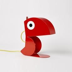 Perroquet bleu carmin design studio lampe a poser table lamp  bleu carmin design lmp animo 008  design signed nedgis 77301 thumb