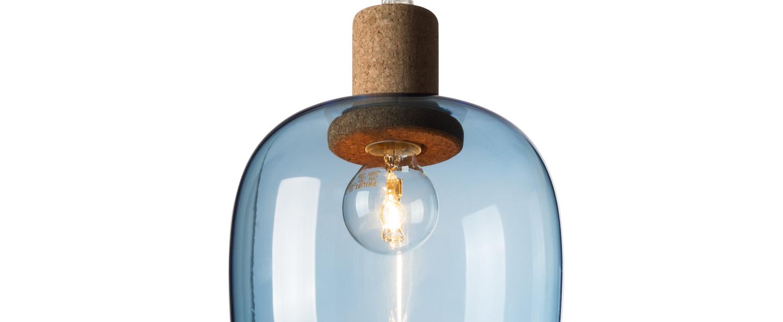 Lampe a poser picia bleu o16cm h21cm zanolla 0602815998758 normal