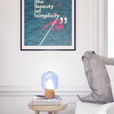 Picia enrico zanolla lampe a poser table lamp  zanolla ltpcs23bc  design signed 55429 thumb