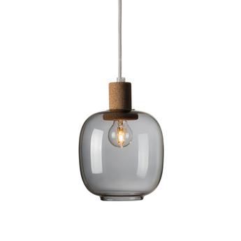 Lampe a poser picia gris o16cm h21cm zanolla 0602815998772 normal