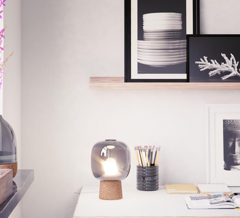 Picia enrico zanolla lampe a poser table lamp  zanolla ltpcs23sc  design signed 55423 product