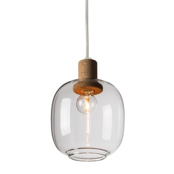 Lampe a poser picia transparent o16cm h21cm zanolla 0602815998741 normal