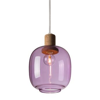 Lampe a poser picia violet o16cm h21cm zanolla 0602815998765 normal