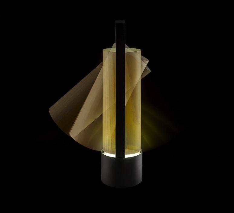 Piknik m studio macalula lampe a poser table lamp  lzf dark pknk m led bk dim 24  design signed 31014 product