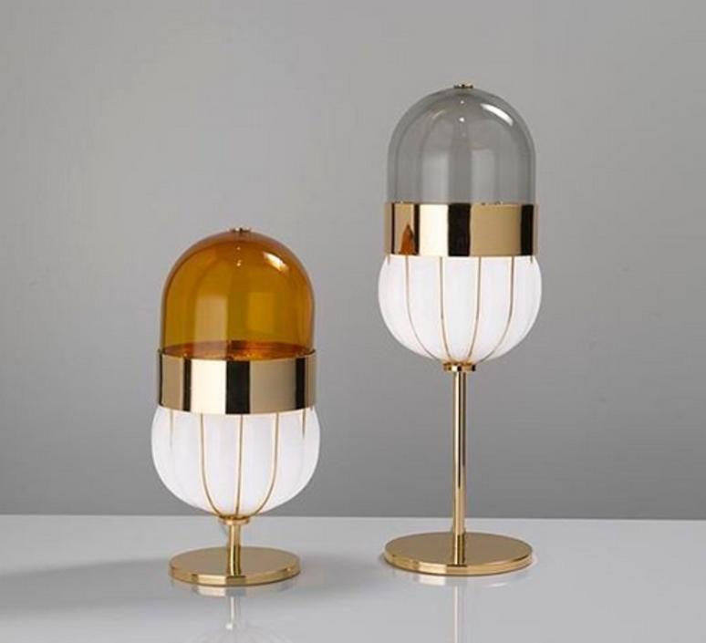 Pill massimo zazzeron lampe a poser table lamp  mm lampadari 7237 2l1 02 v0216  design signed 50143 product
