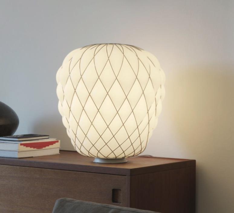 Pinecone paola nanove fontanaarte 4340bi luminaire lighting design signed 24567 product