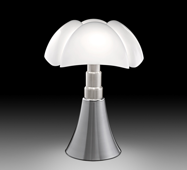 Pipistrello gae aulenti martinelli luce 620 al luminaire lighting design signed 15634 product