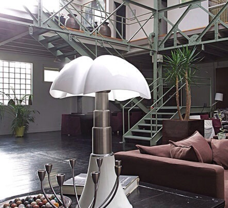 Pipistrello gae aulenti martinelli luce 620 bi luminaire lighting design signed 15651 product