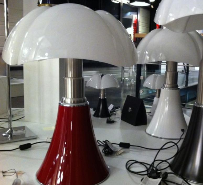 Pipistrello gae aulenti martinelli luce 620 l 1 ro luminaire lighting design signed 15685 product