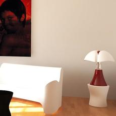 Pipistrello gae aulenti martinelli luce 620 l 1 ro luminaire lighting design signed 15687 thumb