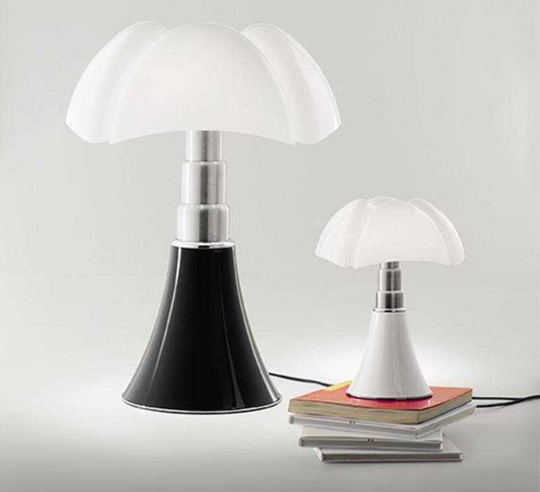 Pipistrello gae aulenti martinelli luce 620 ne luminaire lighting design signed 15637 product