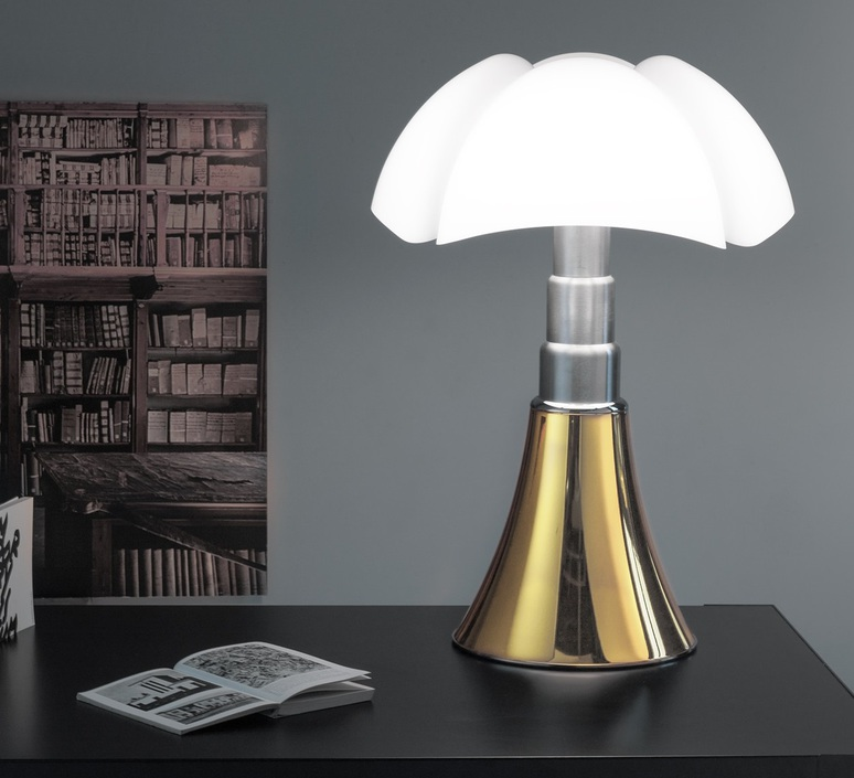 Pipistrello gae aulenti martinelli luce 620 l 1 au luminaire lighting design signed 23708 product