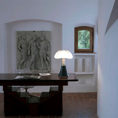 Pipistrello gae aulenti lampe a poser table lamp  martinelli luce 620 ve  design signed nedgis 121091 thumb
