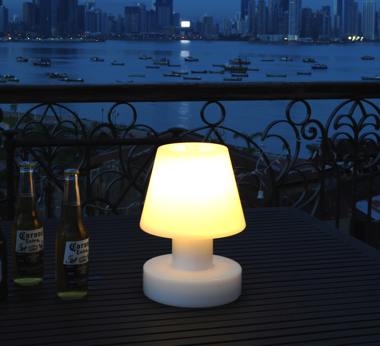 Portable lamp battery rob slewe bloom portable lamp battery white 28 luminaire lighting design signed 15514 product