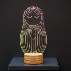 Poupee russe  lampe a poser table lamp  studio cheha 1640 pr  design signed nedgis 75256 thumb