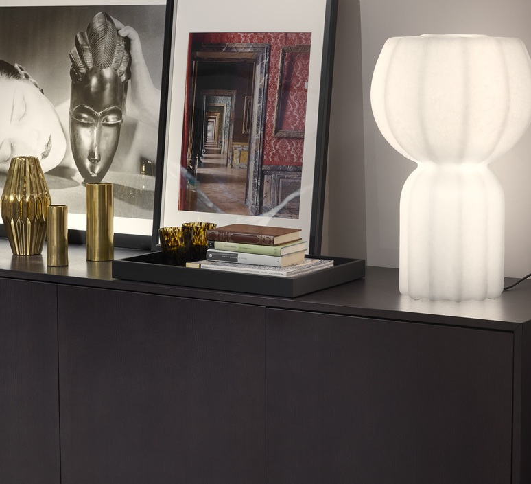 Pupa lorenza bozzoli lampe a poser table lamp  slide lp cuc060  design signed nedgis 65573 product