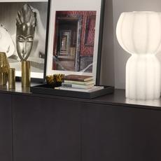 Pupa lorenza bozzoli lampe a poser table lamp  slide lp cuc060  design signed nedgis 65573 thumb
