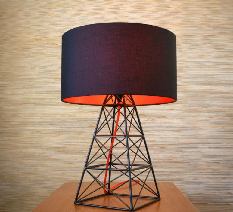 Pylon laurent mare lampe a poser table lamp  filamentstyle filament 611  design signed 30204 product