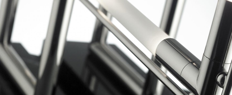 Lampe a poser quadro palladium h58cm lumen center italia normal