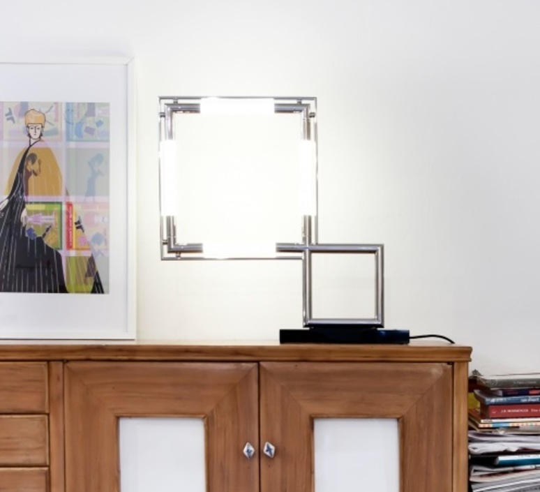 lampe a poser quadro