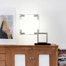 Quadro jacques adnet lumen center italia quadl160 luminaire lighting design signed 14648 thumb