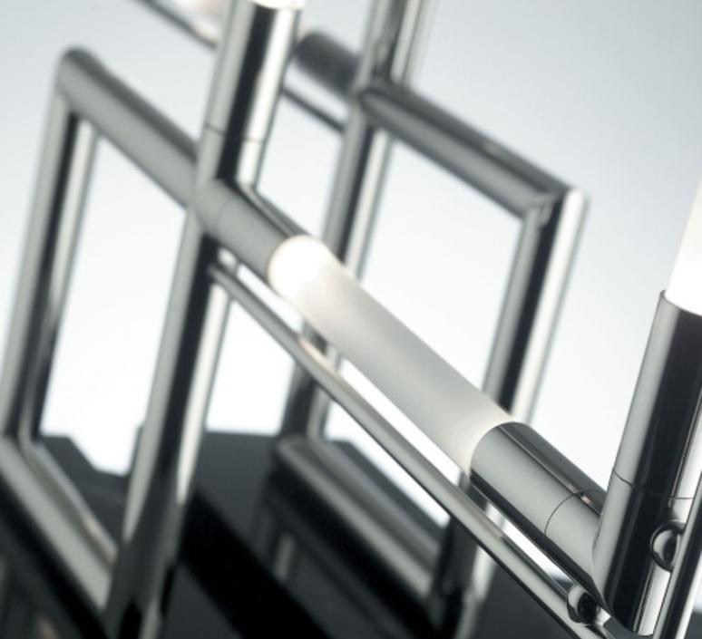 Quadro jacques adnet lumen center italia quadl160 luminaire lighting design signed 14650 product