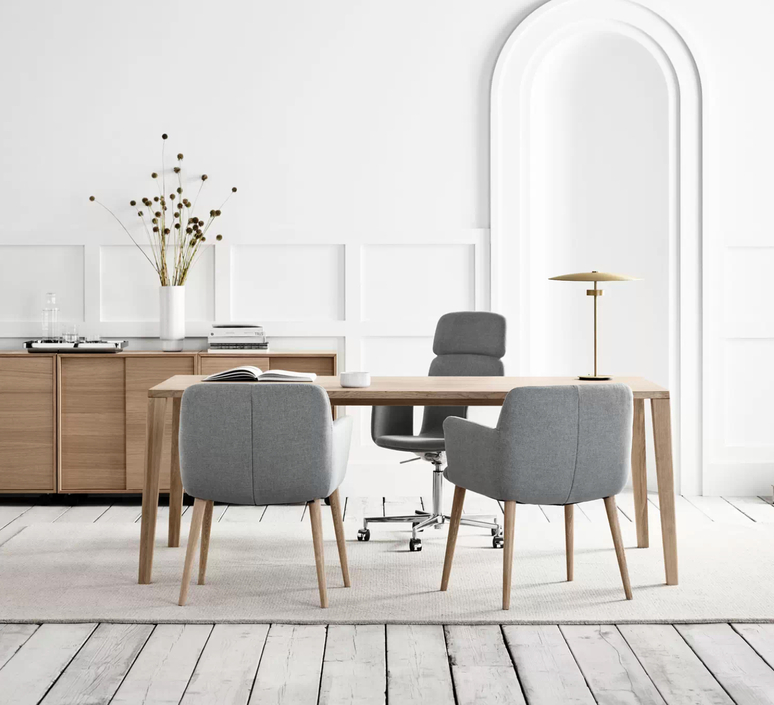 Reflection asger risborg jakobsen lampe a poser table lamp  bolia 20 129 03 5447739  design signed nedgis 117997 product